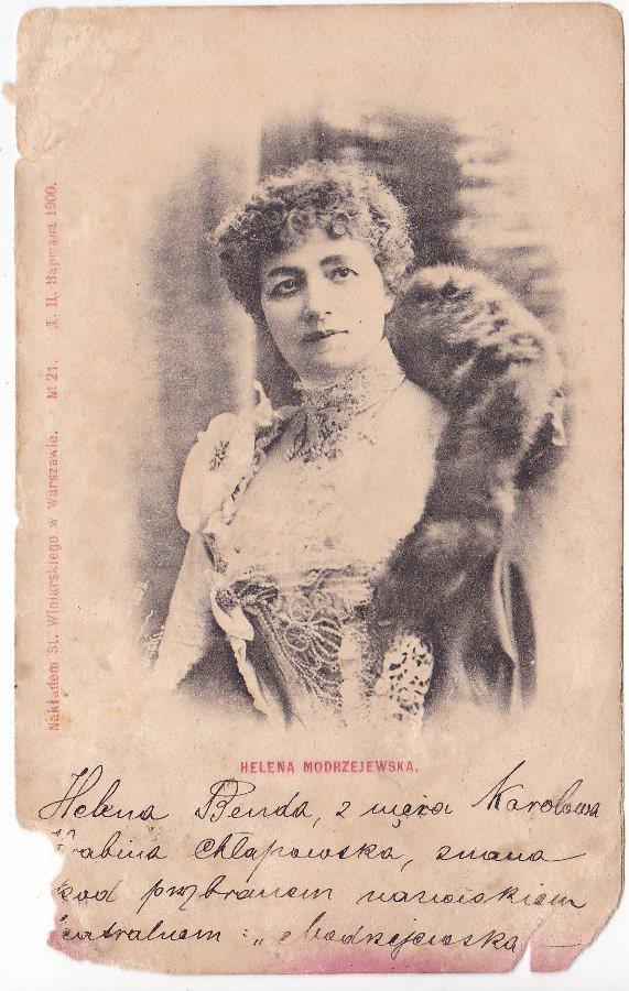 Helana Modrzejewska