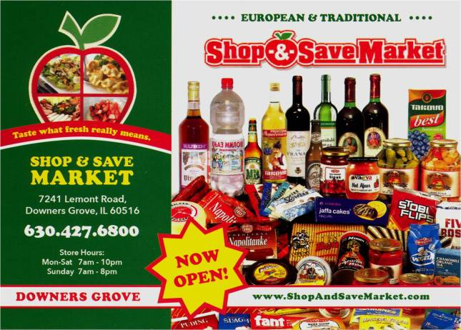 ShopAndSaveMarket