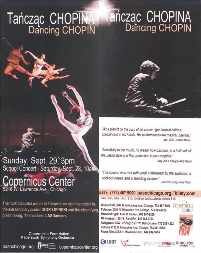 Tanczac Chopina
