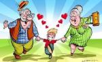 babcia i dziadek