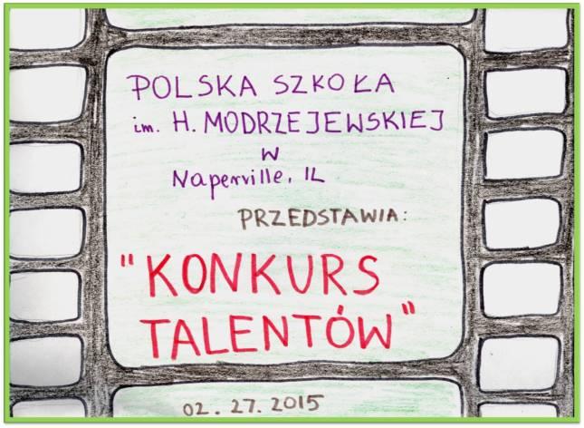 KONKURS TALENTOW 2