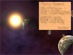Mikolaj Kopernik w czwartej klasie 6