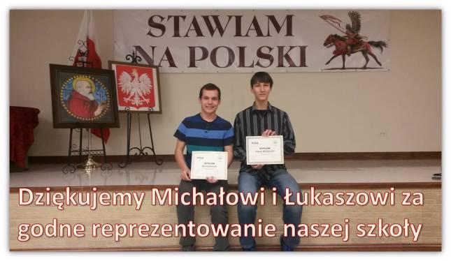 stawiam na polski