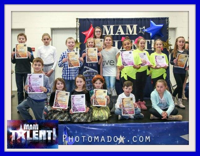 Mam Talent 2016