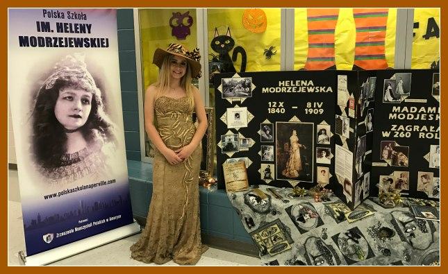 wystawa o Modrzejewskiej